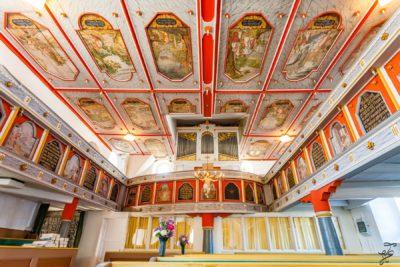 Kirsche St. Georg zu Kulm